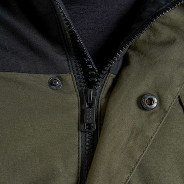 Aesop Jacket - Green - S.P.C.C.® Official Online Store