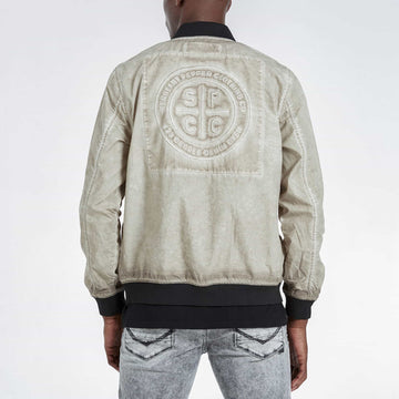 Kilmer Bomber Jacket - Brown - S.P.C.C.® Official Online Store