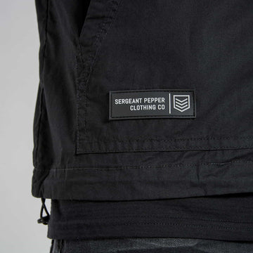 Bennett Jacket - Black - S.P.C.C.® Official Online Store