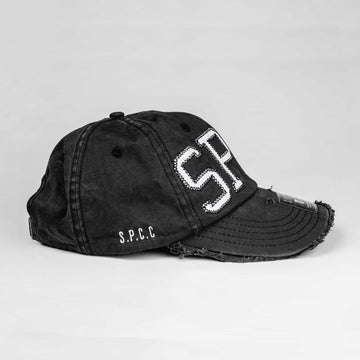 SGT1422 - Icon Cap - Black - Side View