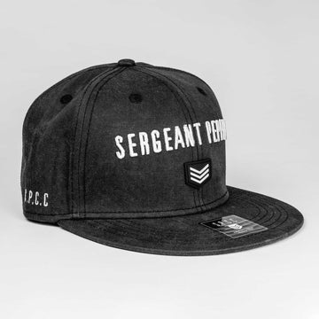 SGT1440 - Base Cap - Black - Hero View