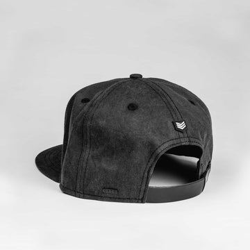 SGT1440 - Base Cap - Black - Back View