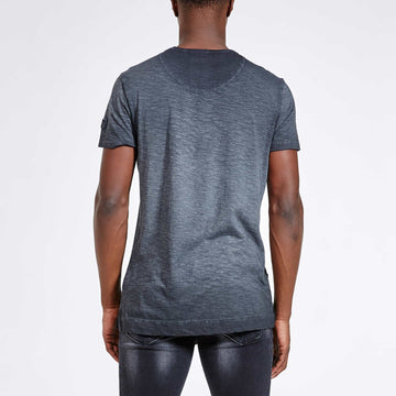 SGT1510 - The Jono Tee - Ink - Back View