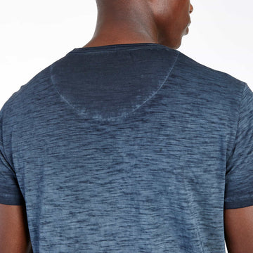 SGT-1509B - The Bence Tee - Ink - Detailed Back View