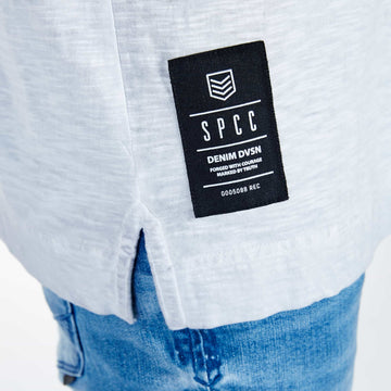The Jono T-Shirt - Light Grey - S.P.C.C.® Official Online Store