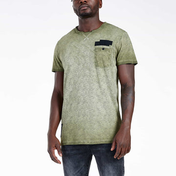SGT1518A - The Saigon Tee - Fatigue - Front View