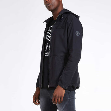 SGT1552 - Camden Jacket - Black - Side View