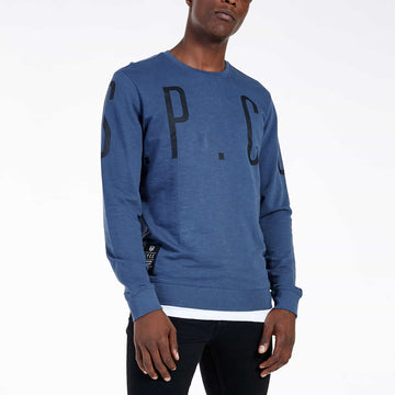 SGT1596A - The Vision Sweat Shirt - Airforce - Front View