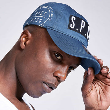 Sawtelle Cap - Denim Blue