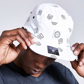 Carson Cap - Optical White - S.P.C.C.® Official Online Store