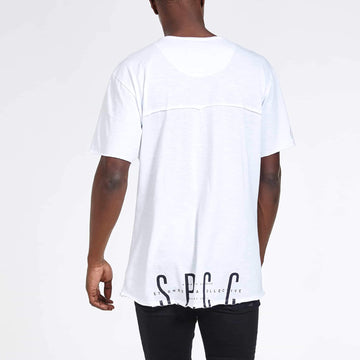 Crenshaw T-shirt - Optical White - S.P.C.C.® Official Online Store