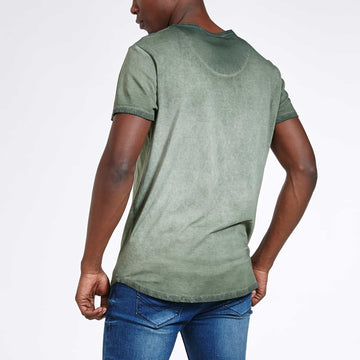 Harbour T-shirt - Park Green