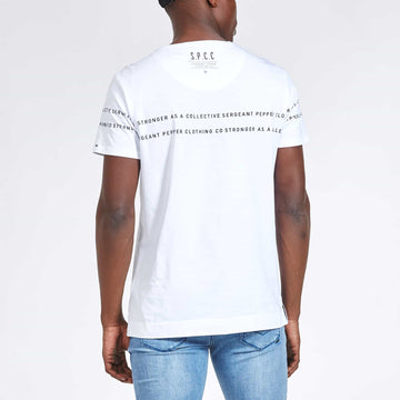La Brae T-shirt - Optical White