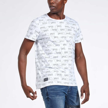 Franklin T-shirt - Optical White - S.P.C.C.® Official Online Store