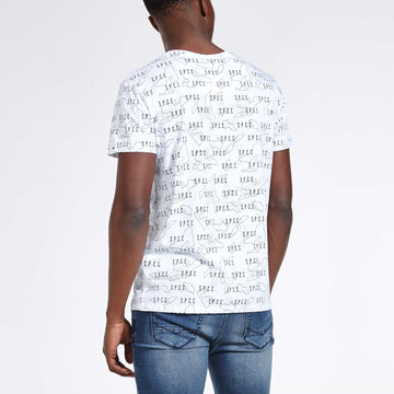 Franklin T-shirt - Optical White