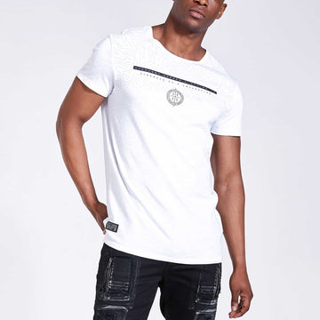 Colima T-shirt - Optical White