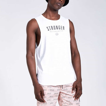 Chavez Vest - Optical White