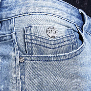 Blue Panther Jeans - Light Blue