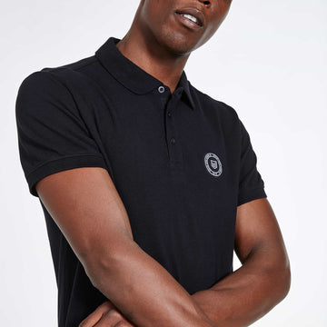 Victory Polo - Black - S.P.C.C.® Official Online Store