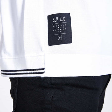 Skirbal Henley - Optical White - S.P.C.C.® Official Online Store