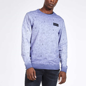 Cold Water Sweater - Dark lilac - S.P.C.C.® Official Online Store