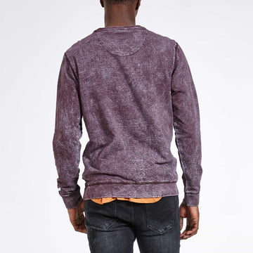 Topanga Sweater - Dewberry