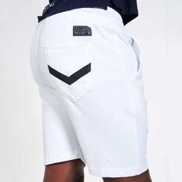 Reseda Shorts - Optical White - S.P.C.C.® Official Online Store