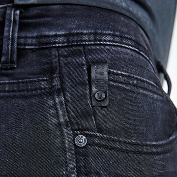 Washed Black Jeans - Black - S.P.C.C.® Official Online Store