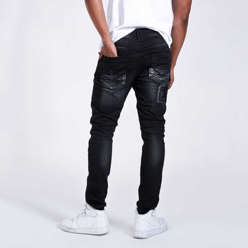 Gunpowder Jeans - Dark Grey