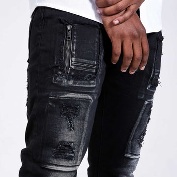 Gunpowder Jeans - Dark Grey - S.P.C.C.® Official Online Store