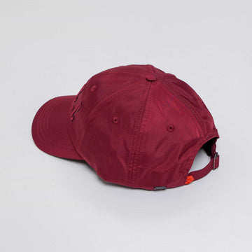 Brewer Baseball Cap - Dark Red
