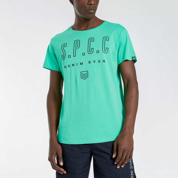 Addle Tee - Light Green