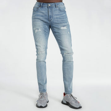 Silver Sea Jeans - Bleach