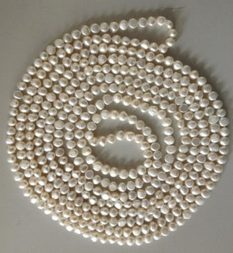 FWP 144 Freshwater Pearls 300 cm long