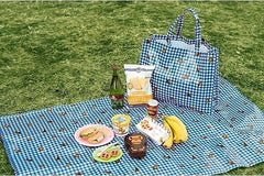 Bape milo tote bag and picnic set