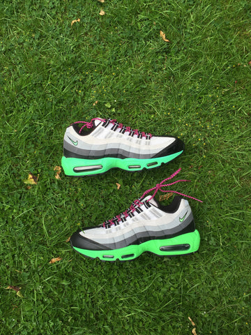 Nike Air Max 95 Poison Green UK10