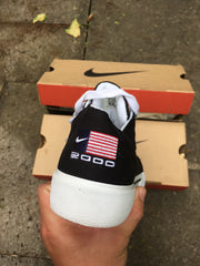Brand New Nike GTS Canvas 2000 Olympic Black