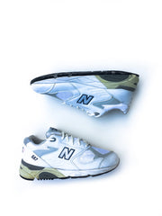New Balance 587 Cancer Awareness edition UK8