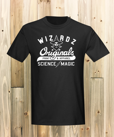 Wizardz Circle logo Tee