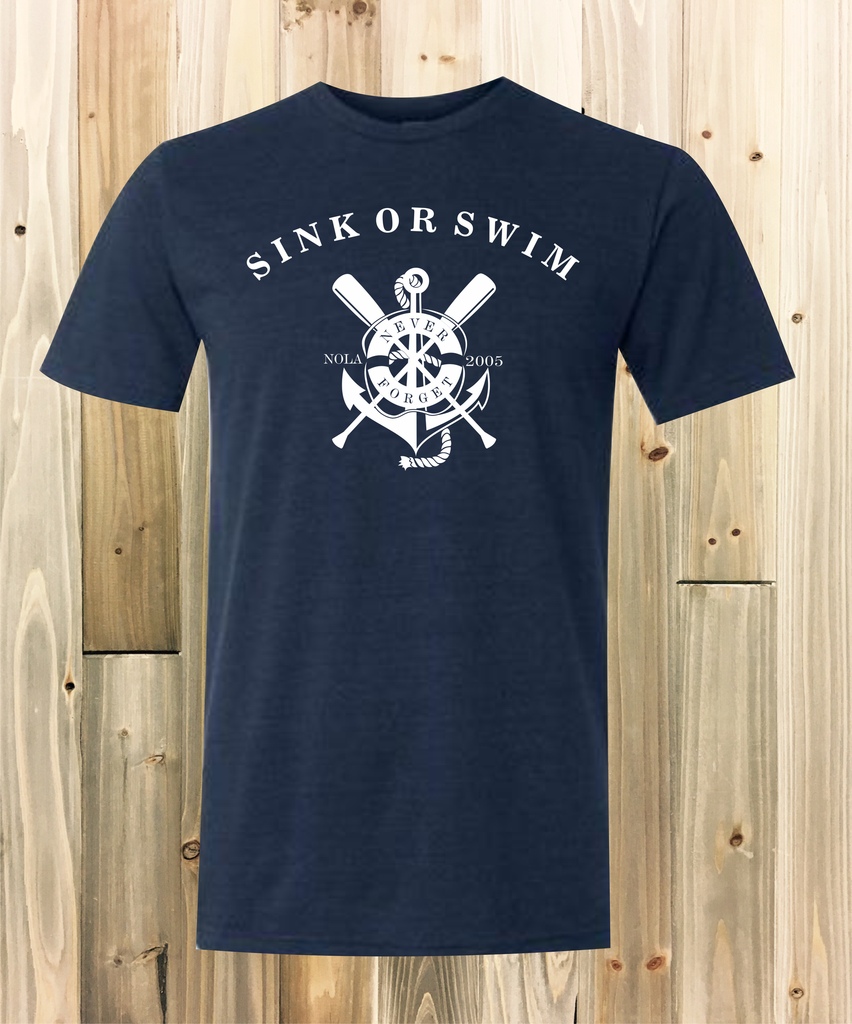 Sink or Swim Tee