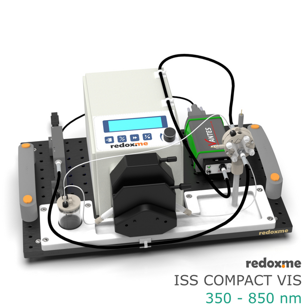 ISS Compact Vis - Integrated Spectrochemical System Compact Vis