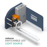 Switchable LED light source
