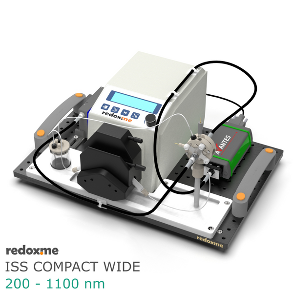 ISS Compact Wide - Integrated Spectrochemical System Compact Wide