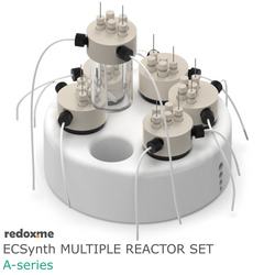 Electrosynthesis Multiple Reactor Set, A-series