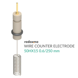 Platinum counter electrode