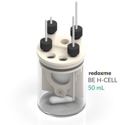 BE H-Cell 50 mL - Basic Electrochemical H-Cell 50 mL