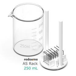 AS Rack 250 mL - Adjustable Substrate Rack for 250 mL beaker