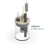 2-CEC 50 mL - Two-compartment Electrochemical Cell