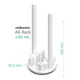 AS Rack 150 mL - Adjustable Substrate Rack for 150 mL beaker