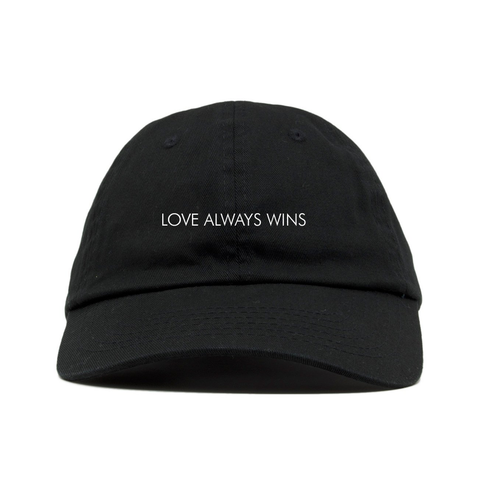 Love Always Wins Dad Hat
